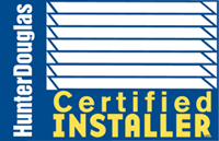 Hunter Douglas Certified Installer PA
