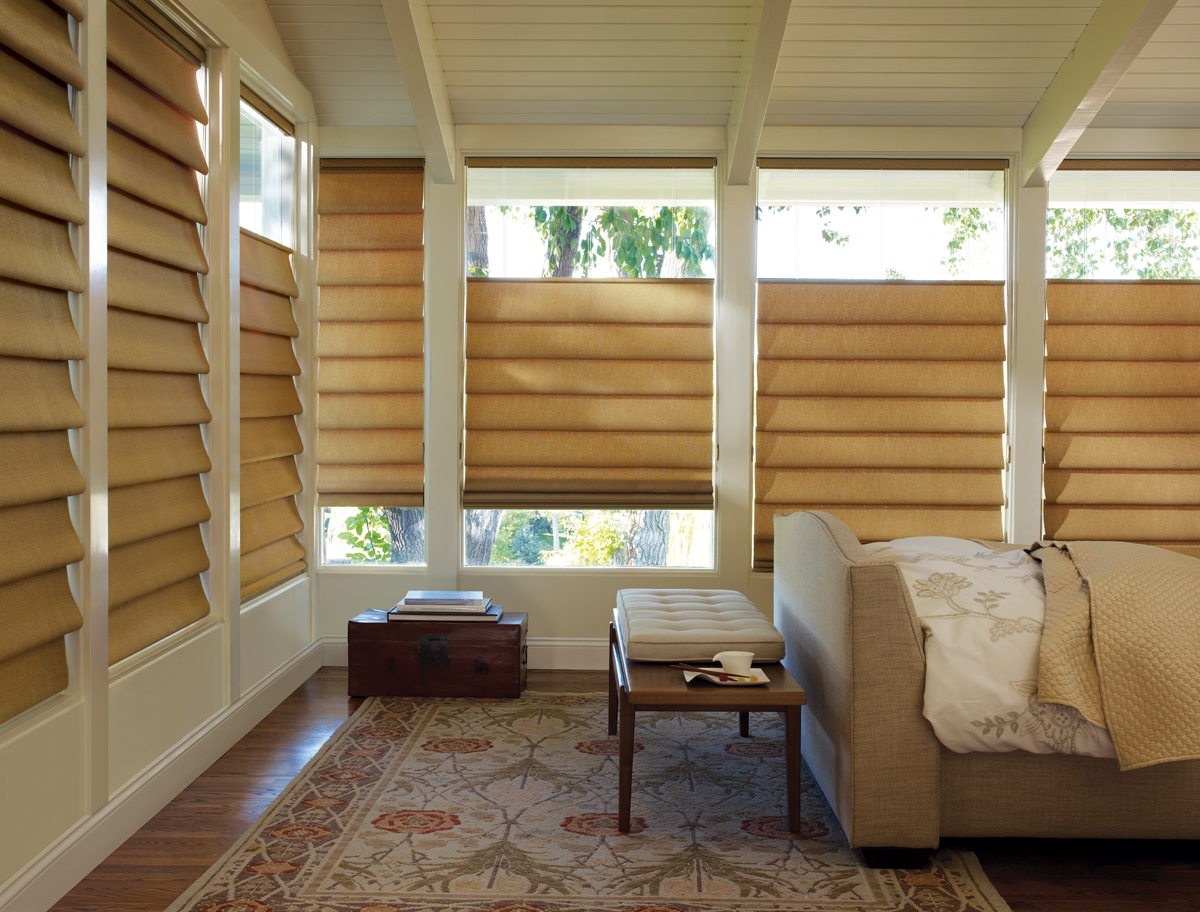 Popular window shades serving drum mountain top wilkes for Best shades for windows