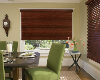 Parkland Real Wood Blinds