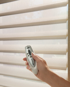 Automated Window Shades