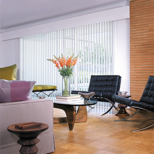 Hunter Douglas Vertical Solutions® Vertical Blinds