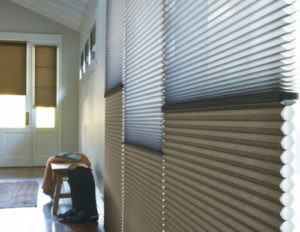 Duette® Duolite™ Honeycomb Shades in the Bedroom